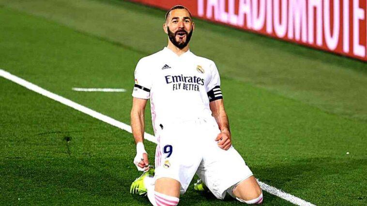France Benzema hymne national