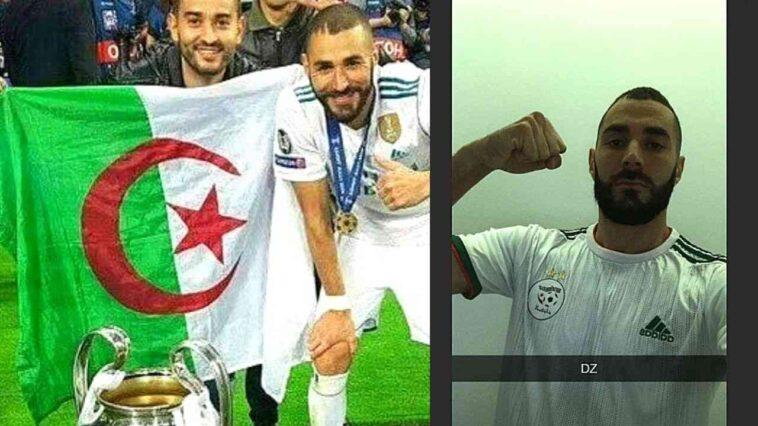 origines Karim Benzema