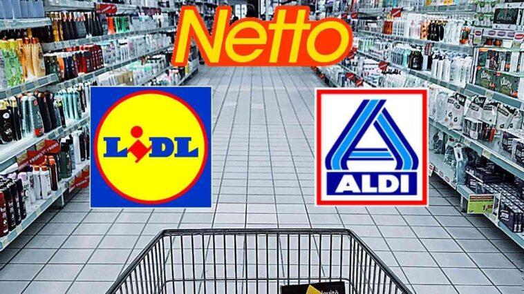 France Lidl Aldi Netto