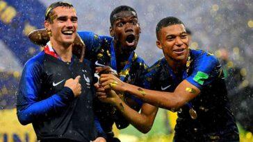 joueurs équipe France fortunés