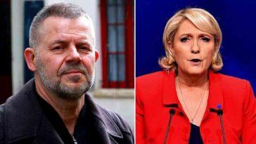 Éric Naulleau Marine Pen