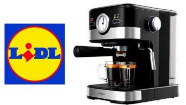 machine café expresso Lidl