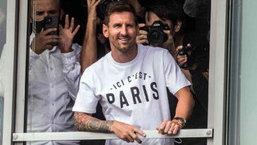 PSG Fair-play financier Messi