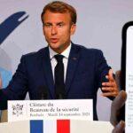 pass sanitaire Emmanuel Macron