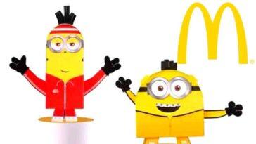 McDonald's Minions Happy Meal