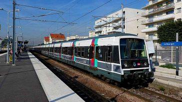SNCF France accident RER