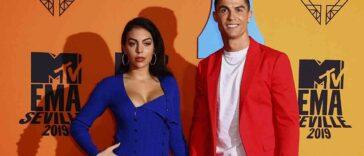 Christiano Ronaldo femme