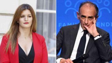 Marlène Schiappa Éric Zemmour