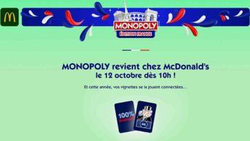 Mcdonald's code monopoly